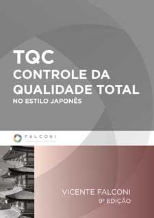 TQC Controle da Qualidade Total no Estilo Japonês – 9ª Ed.