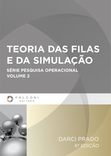 Teoria das Filas e da Simulação – 6ª Ed.